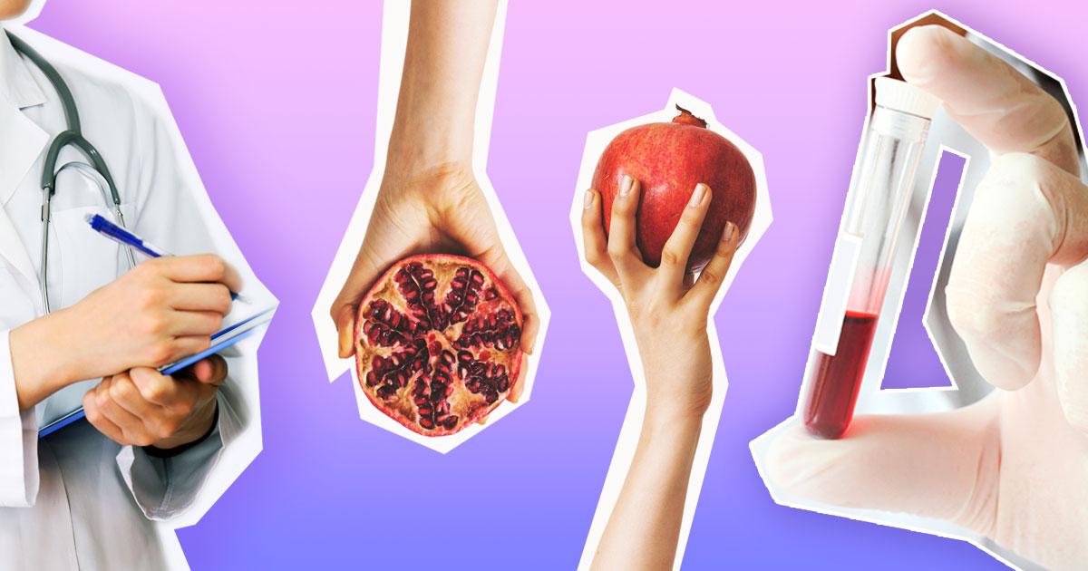 Как повысить уровень гемоглобина без мясных продуктов?