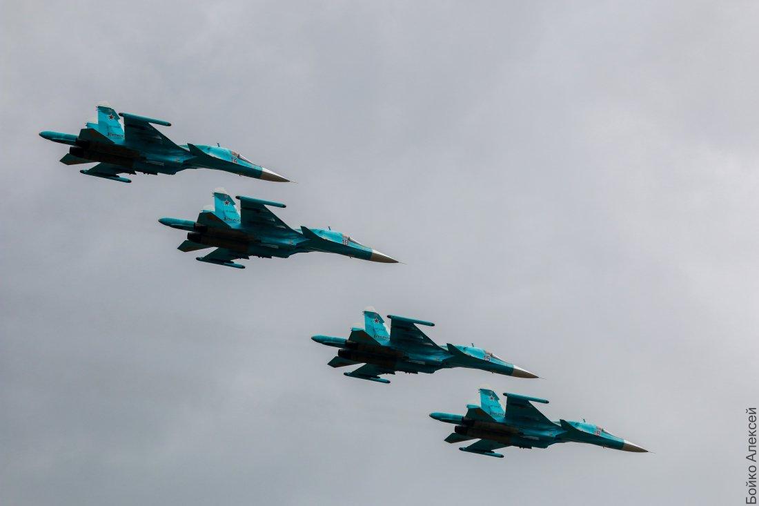 Праздник в честь 75-летия 4-й армии Военно-воздушных сил и противовоздушной обороны ЮВО