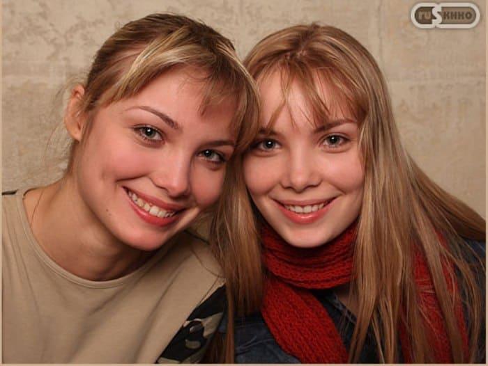 Сестры Ольга и Татьяна Арнтгольц   Фото: lara.gorod.tomsk.ru