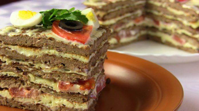 Печеночный торт – прекрасное блюдо, которое подходит для праздника и для обычного дня