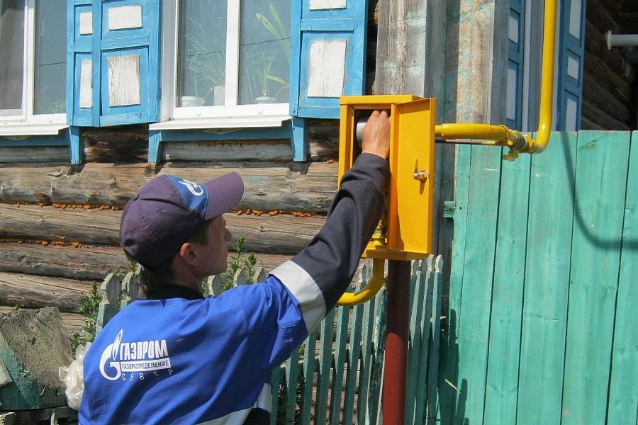 На 1% обещает «Газпром» повысить газификацию регионов