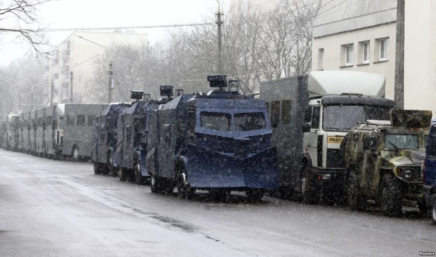 Украинская власть планирует уничтожить Беларусь