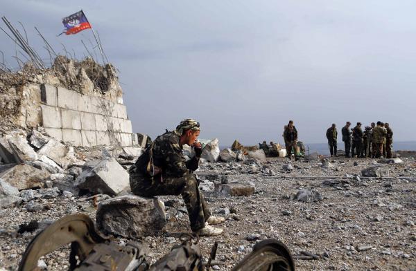 Москва ответила на очередной выпад Киева в адрес России по Донбассу