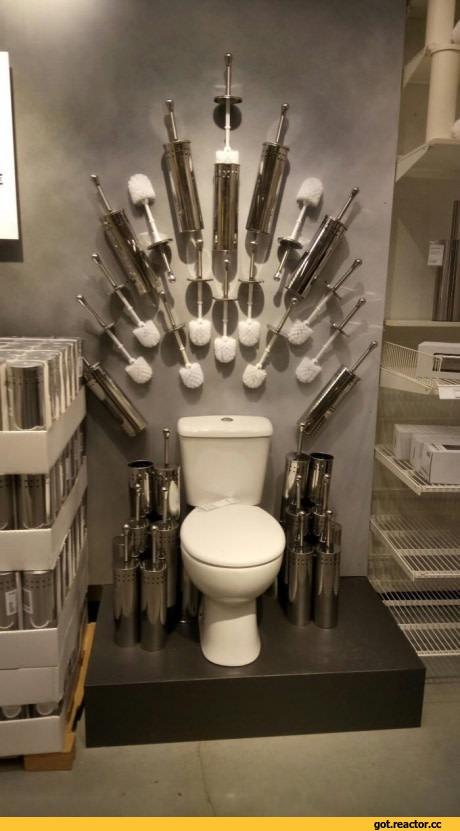 Когда очень хочется железный трон