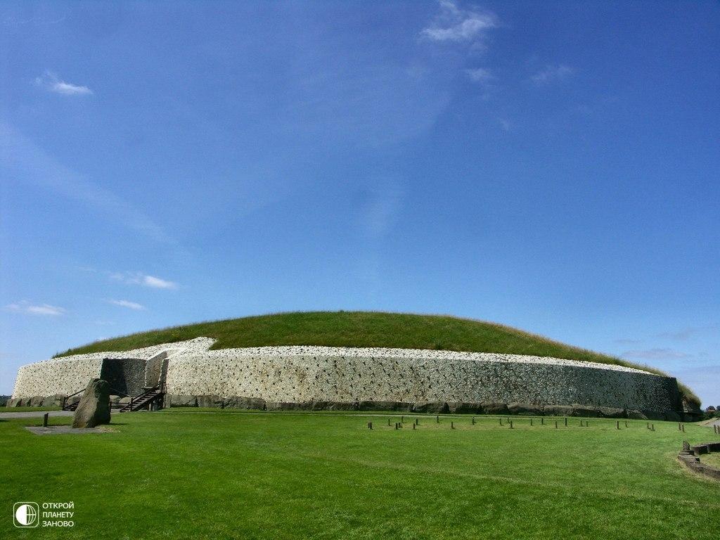 Ньюгрейндж – старейшее культовое сооружение в мире