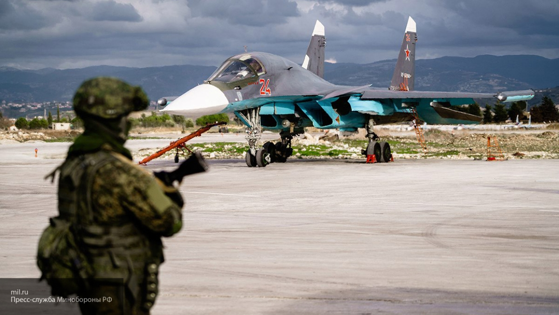 """Атака авиабазы """"Хмеймим"""" провалилась. Успешная работа средств ПВО"""