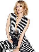 Дельта Гудрем (Delta Goodrem) в фотосессии Карлотты Мойе (Carlotta Moye) для журнала InStyle Australia (март 2014)