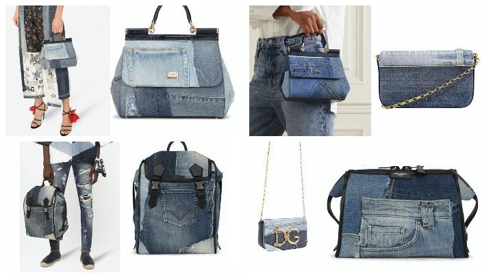 Как из обрезков джинсы сделать модный клатч а-ля DOLCE & GABBANA
