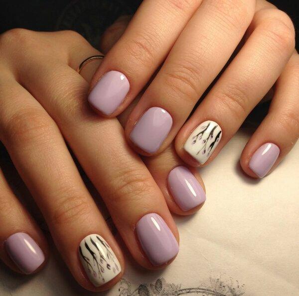 Лучшие идеи маникюра для коротких ногтей