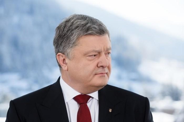 Петр Порошенко подлизывается к НАТО