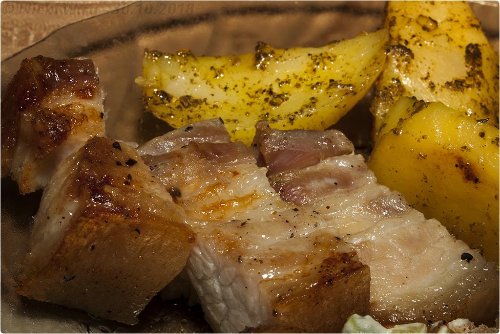 Картошка с грудинкой: рецепты приготовления