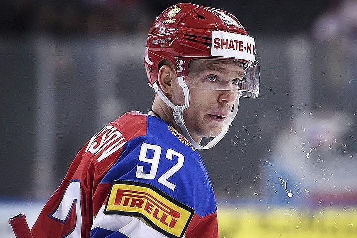 Дисквалифицированный за кокаин хоккеист Кузнецов вернет медаль чемпионата мира-2019