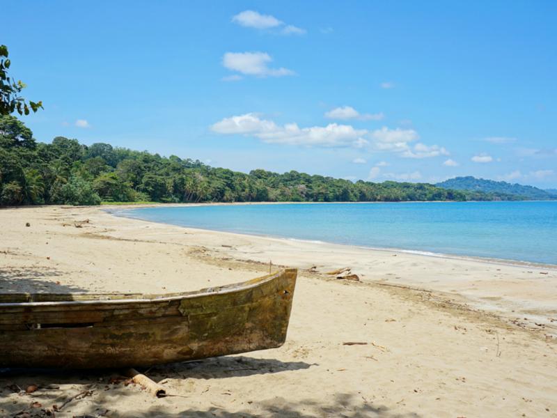 9. Playa Las Suecas – остров Контадора, Панама вокруг света, нудисты, пляж
