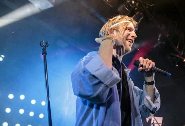 Иван Дорн даст концерт на Ленинградском вокзале столицы