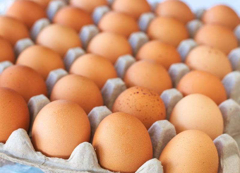 как определить яйца свежие или нет