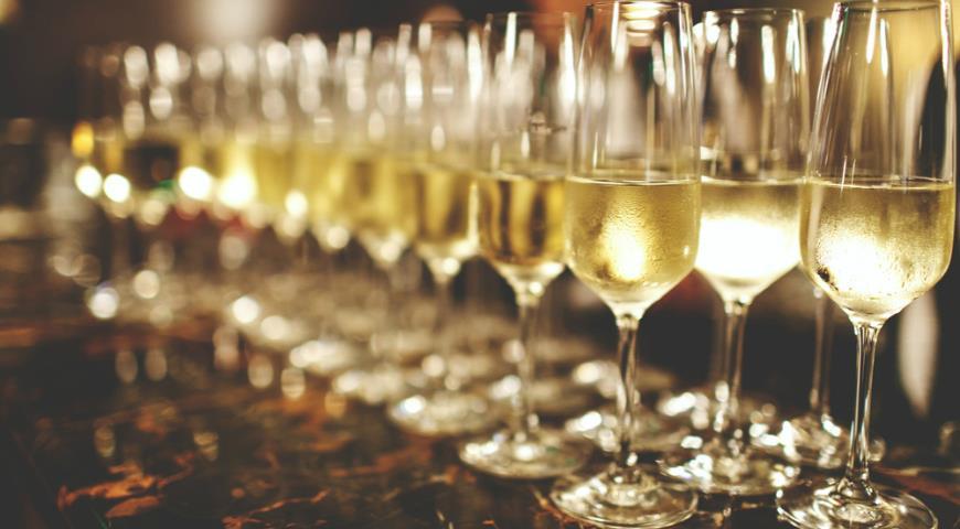 Виды шампанского по степени сладости