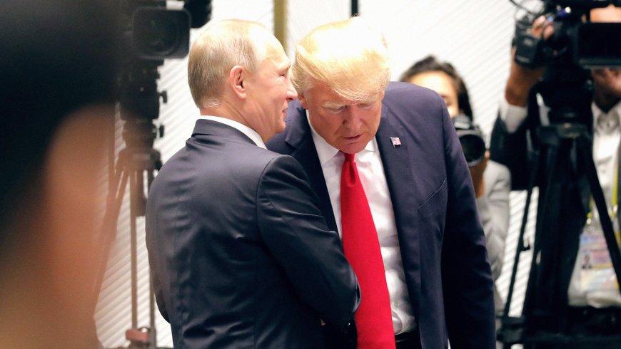 Трамп планирует провести дву…