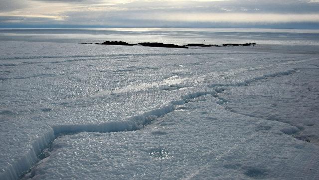 Ученые допустили, что подо льдами Антарктиды кипит жизнь