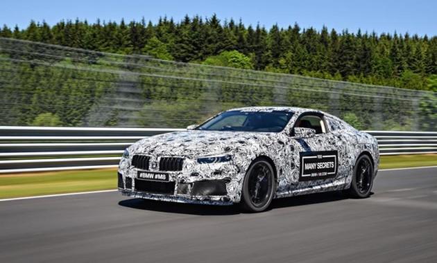 BMW M8 может получить больше «лошадей», чем M5