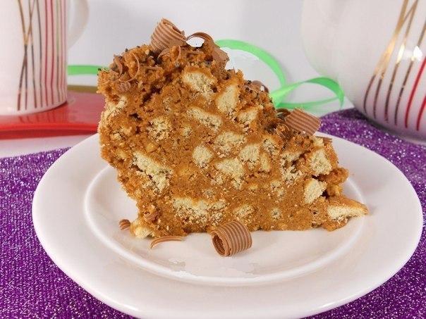 Самый вкусный и быстрый тортик без выпечки из минимума продуктов — Муравейник за 10 минут!