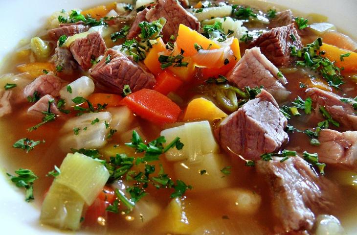 7 главных мясных супов мира, которые вы не знаете