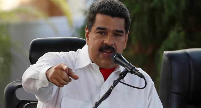 Мадуро не пустил европарламе…