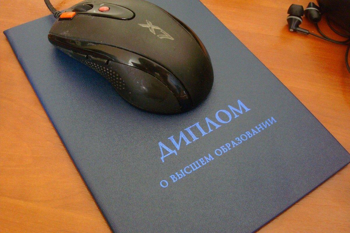Хоть как-то диплом пригодился. Источник фото rusdemotivator.ru