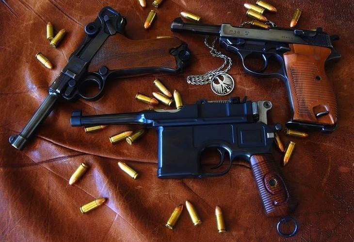 Немецкие пистолеты Второй мировой войны – идеал или миф