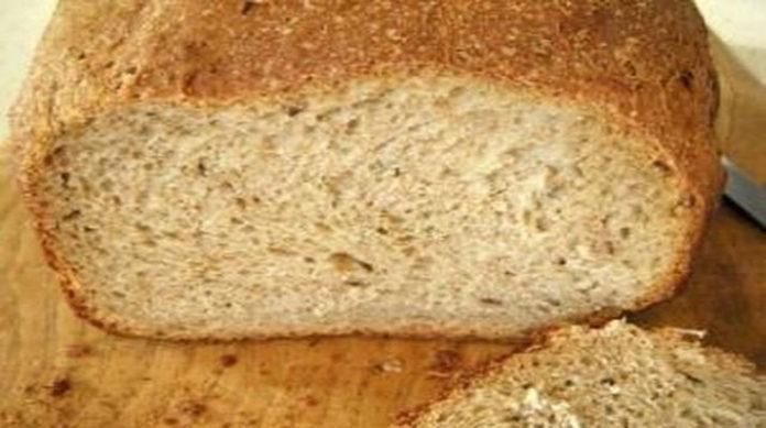 Картофельный домашний хлеб в духовке