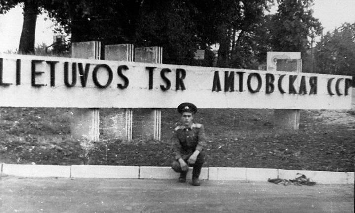 """Литовский политик: «Я горжусь """"оккупантами"""" и горжусь советской властью»"""