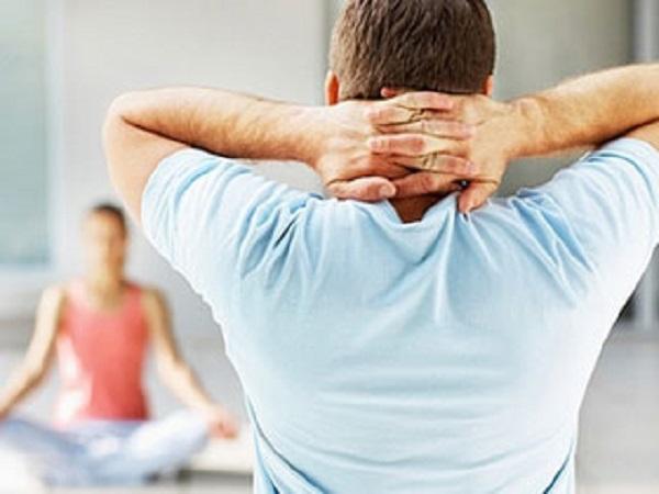 Комплекс упражнений для разминки мышц шеи