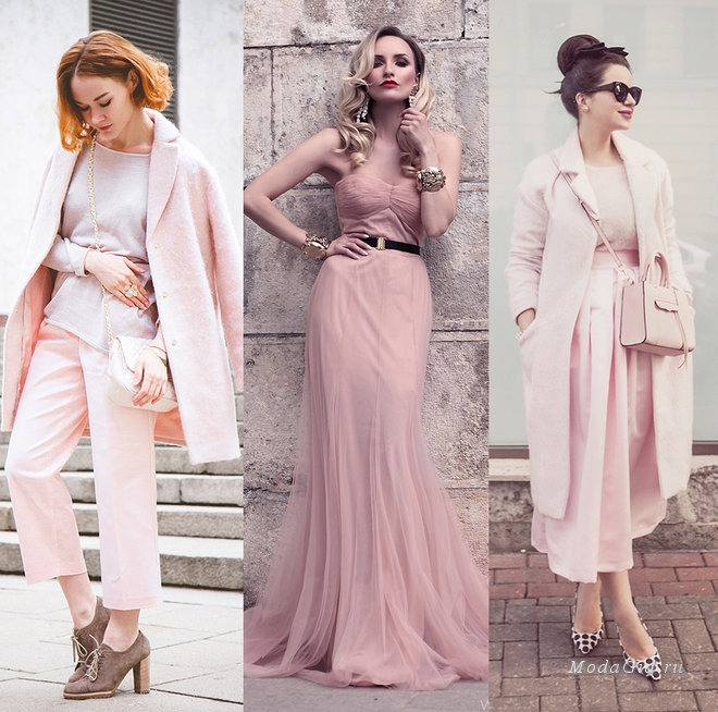 Модный обзор — подборка образов в самых актуальных оттенках нового сезона
