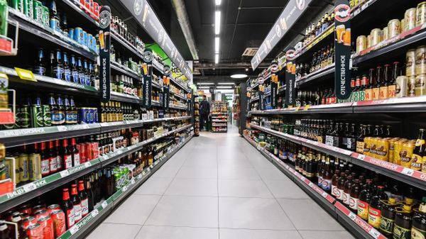 Россияне на Новый год предпочитают не шампанское, а пиво