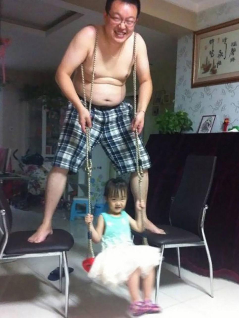 Не оставляйте детей с папами фото