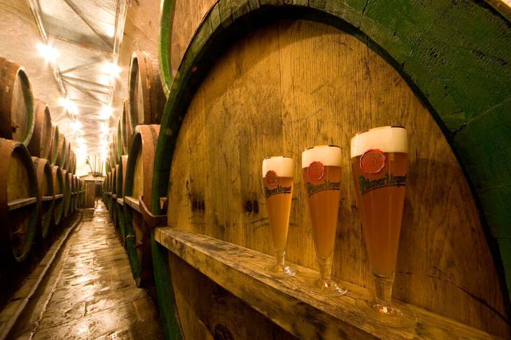 Пивоварня Пльзень, Чехия