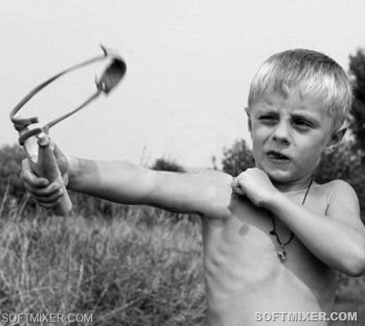 Оружие советских мальчишек