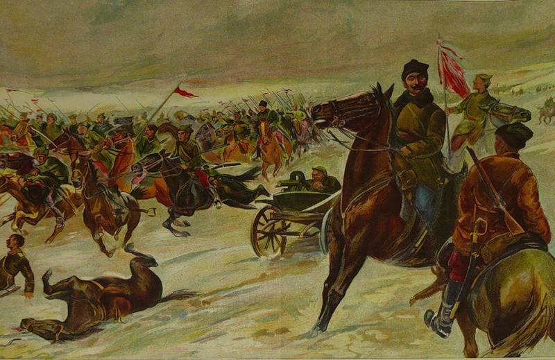 Боевая летопись 1-й Конной. Ч. 5. Трудный январь