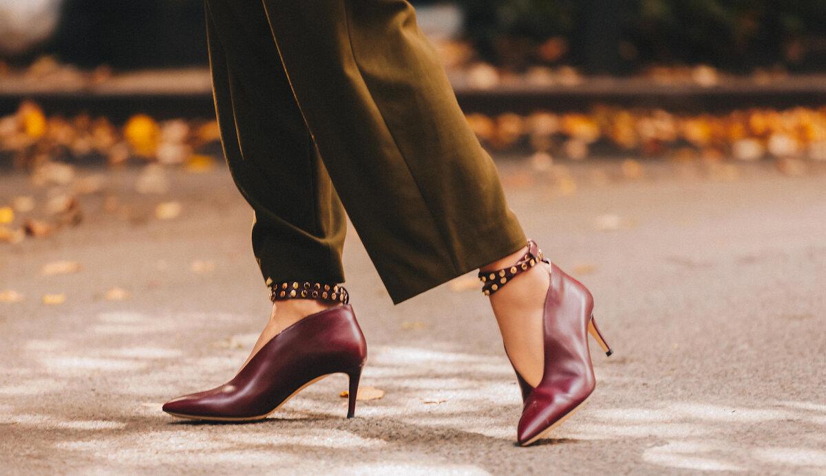 Обувь с острым мысом набирает обороты. /Фото: woman-delice.com