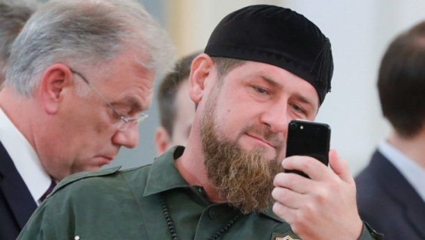 Бан Кадырова и свобода слова
