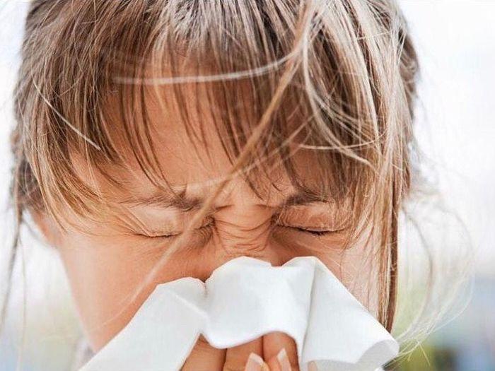 Важный вопрос. Как бегать, если у вас аллергия на цветение