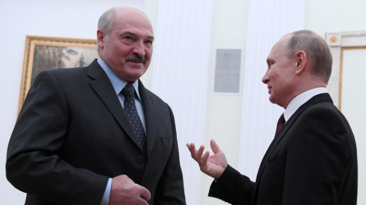 У Путина к Беларуси может быть особый интерес