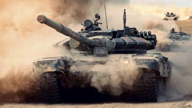 Лучший ответ НАТО — создать две танковые армии на границах Латвии и Литвы