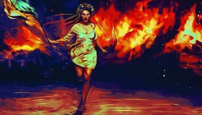 Уничтожение Украины по «методичке» XVIII века