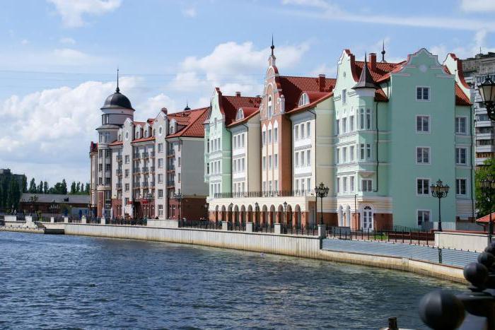 Как Кёнигсберг стал Калининградом: история самого западного российского города