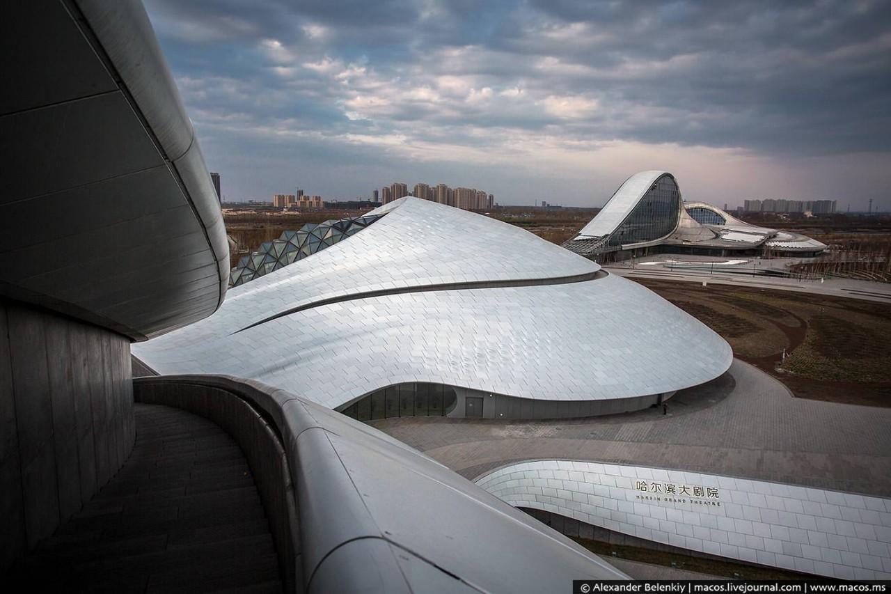 Как живут в Китае: Харбинская опера