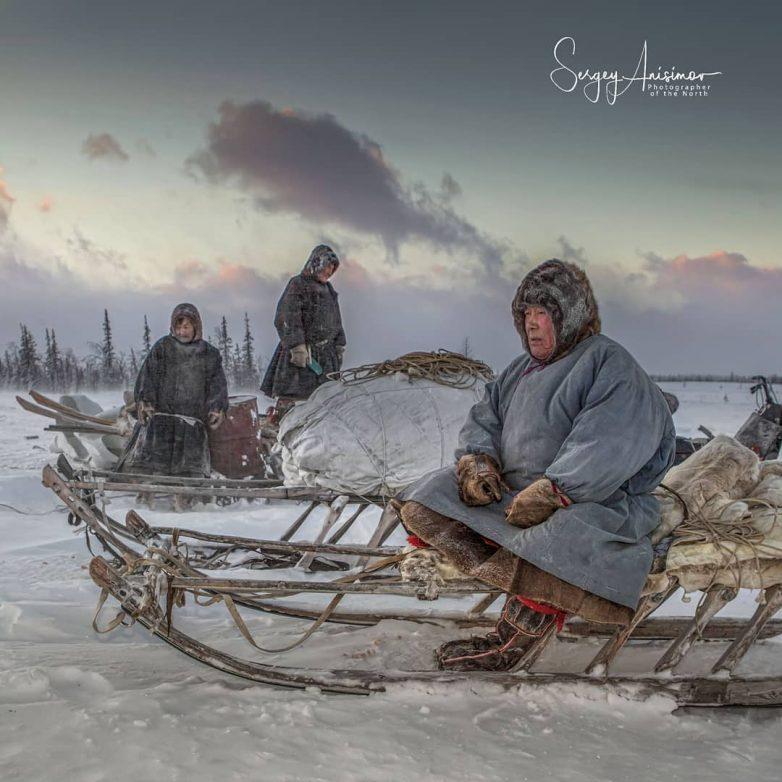 Удивительная жизнь Северо-Западной Сибири на снимках профессионального фотографа