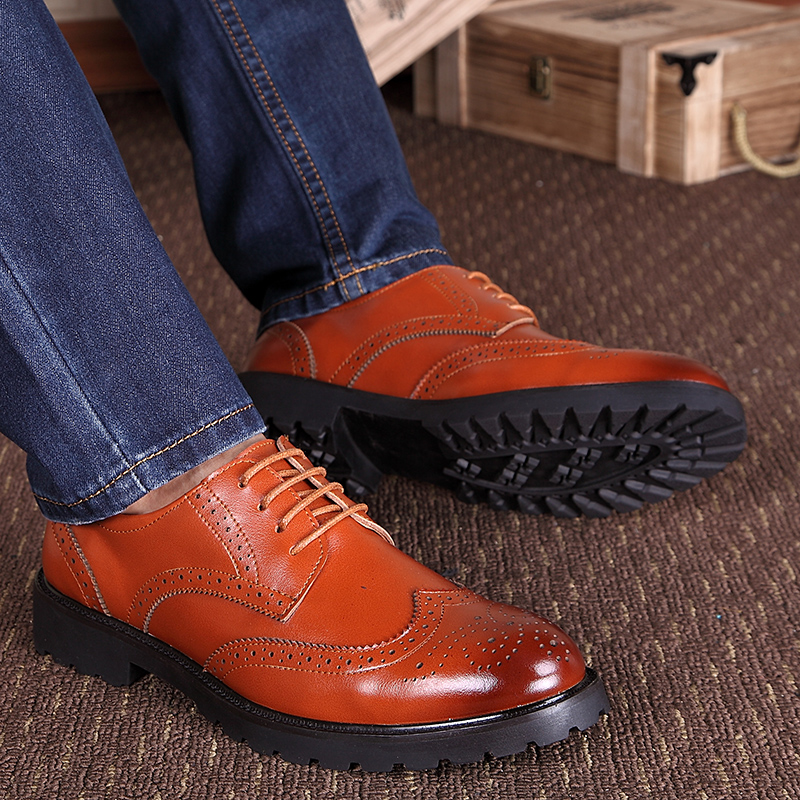 Мужская демисезонная обувь, что выбрать?