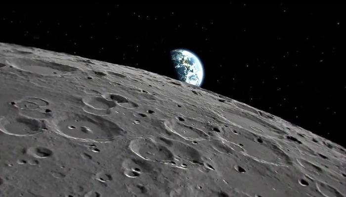 Луна может состоять из моря лавы