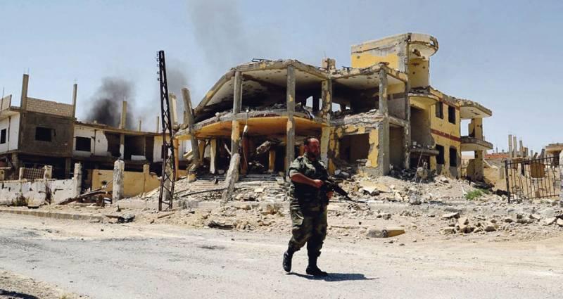 Сирия: переправы и перепутья