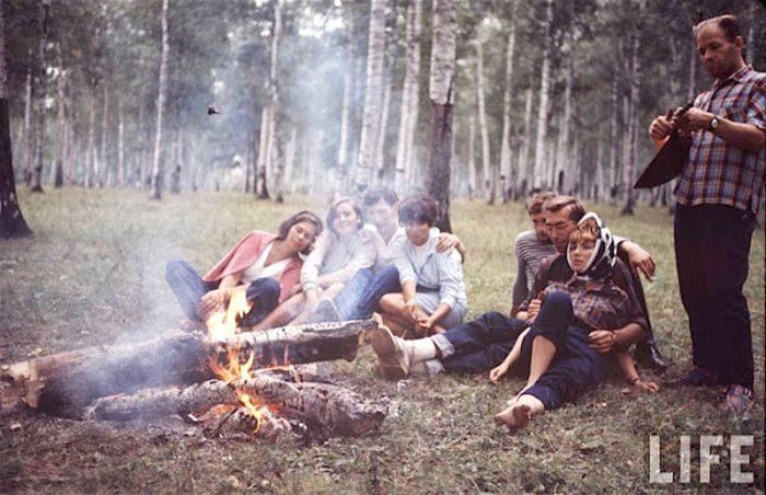 Советская молодёжь 1960-х